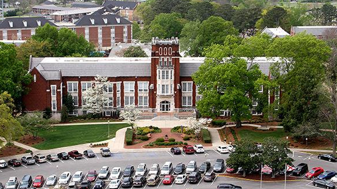 Type of nursing degree in America Jacksonville State