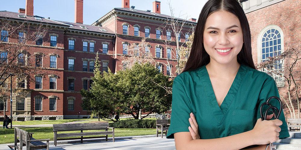 Four types of nursing degrees